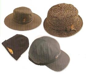 Fishing hats