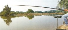 Freshwater Fishing Methods - pole fishing