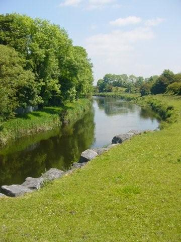 Lets Go Fishing -  On The river Clare at ClareGalway
