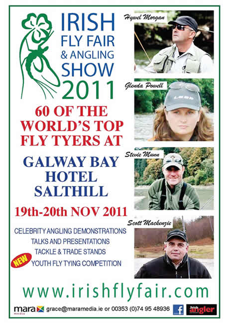 Fly Fishing Fair in Galway